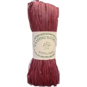 ラフィアファイバー ワイン 約50g 大地農園|solargift