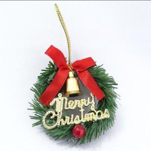 ミニリース xmas クリスマス デコレーション オーナメント solargift