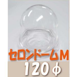 セロンドーム Mサイズ φ120cm プリザーブドフラワー 材料 花器 solargift