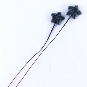 スターピック グリーン 小分け 2本入 プリザーブドフラワー 花材|solargift