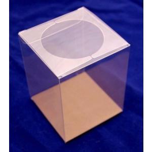 クリアケース クリアボックス 4S 台紙付|solargift