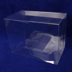 クリアケース クリアボックス 9×16×12 花器 ディスプレイ ラッピング プリザーブドフラワー|solargift