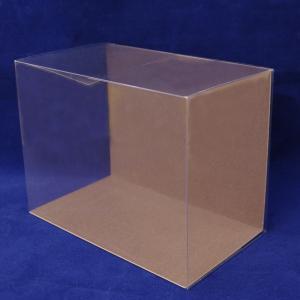 クリアケース クリアボックス9×16×12cm 1個 台紙付き|solargift