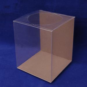 クリアケース クリアボックス SS 4枚 台紙付 セット|solargift
