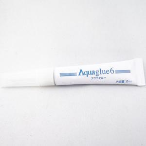 アクアグルー 6 1本 接着剤 ボンド 松村工芸|solargift
