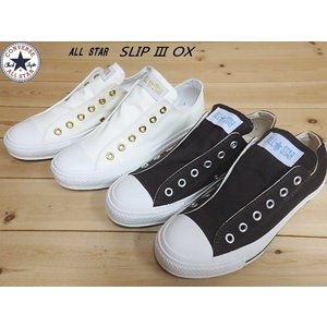 ▼商品名♪CONVERSE ALL STAR SLIP 3 OX▼OFFWHITE/GOLD(1CL...