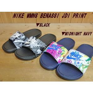 ▼商品名♪NIKE WMNS BENASSI JDI PRINT▼BLACK(618919-020)...