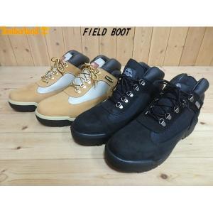 TIMBERLAND FIELD BOOT WP WHEAT(A18RI)・BLACK(A1A12)ティンバーランド フィールドブーツ ウォータープルーフ ブーツ|solehunter