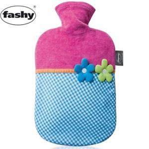 ファシー fashy カラフルフラワー湯たんぽ 防寒対策|solemo