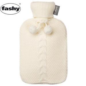 ファシー fashy スノーホワイト 湯たんぽ 防寒対策|solemo