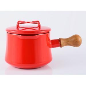 ダンスク コベンスタイル ソースパン1QT片手鍋13cm チリレッド 北欧雑貨 DANSK 新生活|solemo