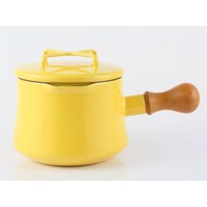ダンスク コベンスタイル ソースパン1QT片手鍋13cm イエロー 北欧雑貨 DANSK 新生活|solemo
