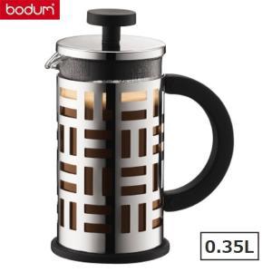 bodumボダム アイリーン フレンチプレス式コーヒーメーカー0.35L ステンレス シルバー EILEEN 珈琲器具|solemo