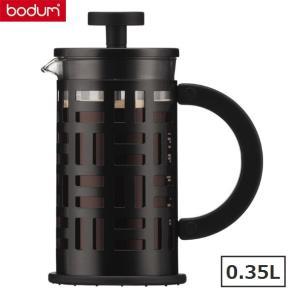 bodumボダム アイリーン フレンチプレス式コーヒーメーカー0.35L ブラック EILEEN 珈琲器具|solemo