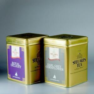 ジョージスチュアートティー ロイヤルデライト/アールグレイコーンフラワー ギフトセット 紅茶 George Steuart Tea solemo