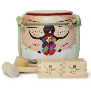 コモダル ミニ鏡開きセット ミニ酒樽 パーティーシリーズ パーティーペンギン KOMODARU|solemo
