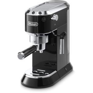 デロンギ デディカ エスプレッソ・カプチーノメーカー ブラック De'Longhi EC680BK エスプレッソマシン コーヒーメーカー|solemo