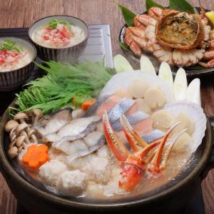 メーカー型番:K010100 生産国:日本 内容量:毛蟹350g、紅鮭4切、海老4尾、蟹真丈4個、い...
