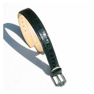 ベルト ブランド メンズ カジュアル ARALDI1930 アラルディ 1930 ワニ革 本革 エキゾチックレザー|solfiglio