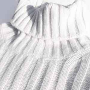 タートル セーター セッテフィーリ カシミア Settefili Cashmere solfiglio