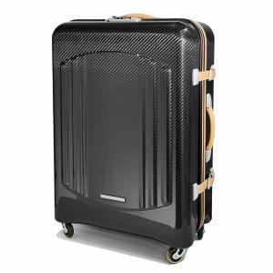 スーツケース カーボンファイバー トローリー キャリーバッグ ブランド 高級 TecknoMonster テクノモンスター メンズ レディース 旅行 出張 高級|solfiglio