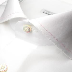 シャツ ZILLI ジリー ホワイト メンズ|solfiglio