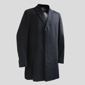 コート メンズ ブランド 高級 ZILLI ジリー カシミヤ クロコダイル ポロサス カジュアル|solfiglio