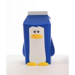 【送料無料】小型加湿器 牛乳パック型 MILK BOX Pencorozoo (ペンコロズー) ペンギン|solidalliance