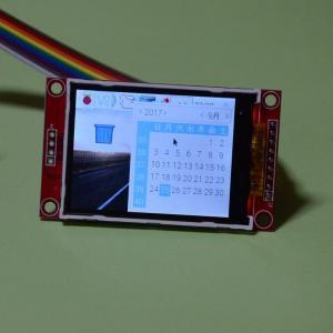 2.2inch液晶モニタ(SPI接続)ラズベリーパイ(Raspberry Pi ラズパイ)用ケーブルつき 初心者向け詳細説明書つき サポートあり solinnovay