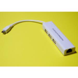 ラズベリーパイ ゼロ に有線LANを! Raspberry Pi Zero用USBハブ機能つきLANアダプタ