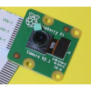 ラズベリーパイ(Raspberry Pi ラズパイ)専用カメラモジュール V2.1