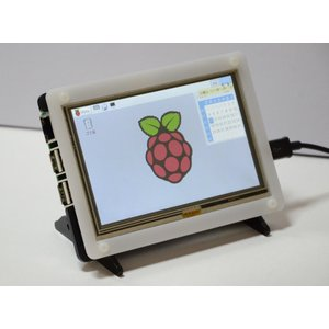Raspberry Pi(ラズベリーパイ)用液晶モニタ(A+/B+/2B/3B/3B+用タッチパネル...