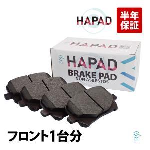 トヨタ エスティマ(ACR30W ACR40W MCR30W MCR40W) エスティマハイブリッド(AHR10W) フロント ブレーキパッド 左右セット 04465-28400 solltd2