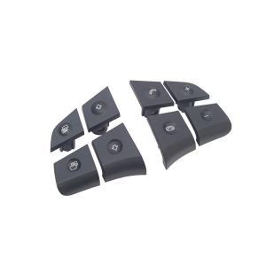 ベンツ W251 W164 前期 補修用 ステアリングスイッチ 左右セット ベタベタ解消 スイッチ部交換タイプ ブラック R350 R500 R63 ML350 ML500 ML63 1648207910 solltd2