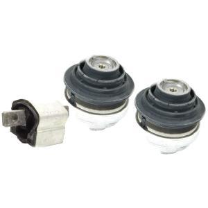 ベンツ W208 W215 W219 エンジンマウント 左右セット + ミッションマウント CLK320 CL500 CLS350 2112400317 2202403317 2202400418|solltd2