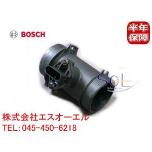 ベンツ W208 R170 W163 エアマスセンサー(エアフロメーター) BOSCH CLK200 SLK23 ML230 0000940948 solltd