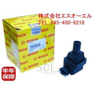 ベンツ W140 W210 R129 イグニッションコイル BOSCH S500 S600 E430 SL500 SL600 0001587203|solltd