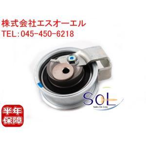 AUDI A4 (8D2 8D5 B5 8E2 8E5 8H7 B6 8HE 8EC 8ED B7) A6 (4B2 4B5 C5) 油圧式 タイミングベルトテンショナープーリー 06B109243E 06B109243B|solltd