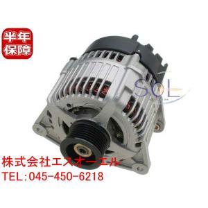 ベンツ W203 W209 R230 R171 オルタネーター 120A C180 C200 C230 CLK200 SL350 SL500 SLK200 2711540802 2711540902|solltd