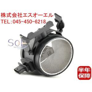 ベンツ W211 W221 R171 R251 エアマスセンサー(エアフロメーター) BOSCH E280 E350 E500 S350 S500 SLK280 SLK350 R350 2730940948|solltd
