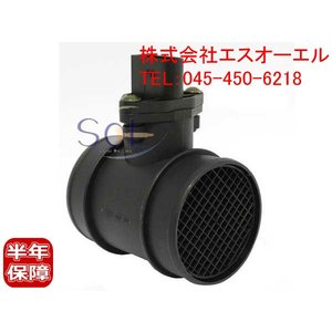 【特価品】ポルシェ 955 カイエン エアマスセンサー(エアフロメーター) 95560612331 solltd