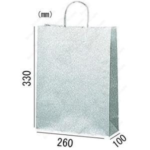 紙袋 手提げ袋 エスプリ 丸紐 HA-4 200枚 26×10×33cm 業務用まとめ買い solouno