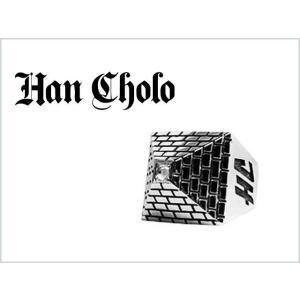 送料無料 HAN CHOLO JEWERL HIS PYRAMID RING SILVER ハンチョロ ジュエリー ヒズ ピラミッド リング シルバー 銀 指輪 メンズ 男性用 小物 アクセサリー ブラン