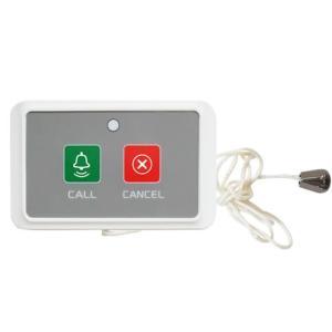 呼び出しベル ワイヤレスチャイム 単品 紐式送信機 SOLT 介護 コードレスチャイム