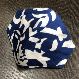 着物屋が作った和柄布マスク 「いろは」 本染江戸手ぬぐい使用 おしゃれ 男性用 女性用 洗える 日本製|some-tsuka
