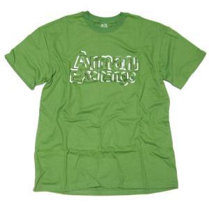 アルマーニエクスチェンジ メンズTシャツ Mサイズ|something