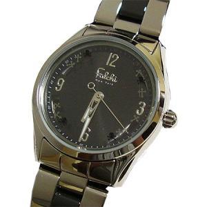 Falchi/ファルチニューヨーク レディース・シースルー腕時計 FR-184-05|something