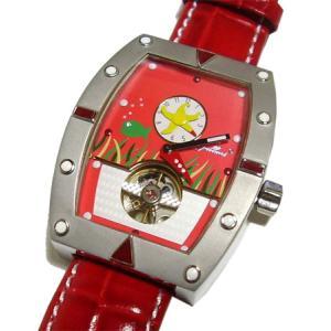 [Gallucci/ガルーチ] ドリームフィッシュ 機械式腕時計 WT-DFCB|something