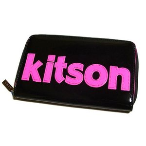KITSON /キットソン ラウンドファスナー長財布 something