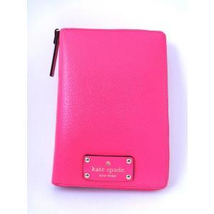 KATE SPADE/ケイトスペード 2018年最新システム手帳  wellesley zip around personal organizer Caberet Pink WLRU1321|something